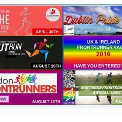 Update: UK & Ireland Frontrunners Races 2016