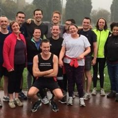 Couch to 5k runners smash Stretford Parkrun