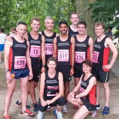 London Frontrunners Pride Run