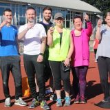 Latest Couch to 5k graduates take Parkrun by storm