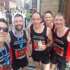 20/05/2018 Great Manchester Run